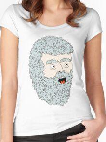 itaka Women's Fitted Scoop T-Shirt