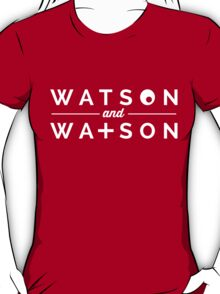 John and Mary Watson T-Shirt