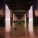 Dromana Pier by Shari Mattox-Sherriff