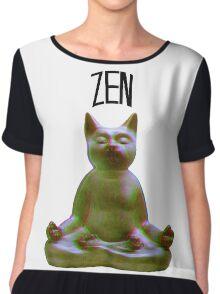 Zen Chiffon Top