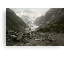 The Majestic Gateway Canvas Print