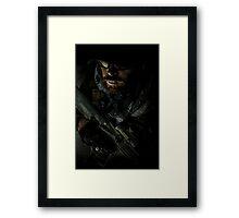 Operator Series #2 Framed Print