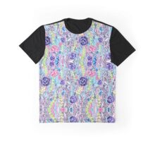 Floral Watercolors Graphic T-Shirt