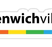 Greenwich Village LGBT Pride Sticker