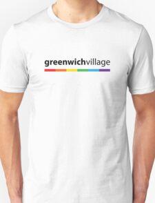Greenwich Village LGBT Pride Unisex T-Shirt