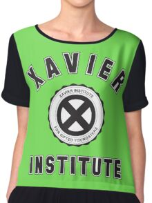 XAVIER INSTITUTE FOR GIFTED YOUNGSTERS Chiffon Top