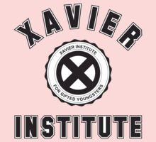 XAVIER INSTITUTE FOR GIFTED YOUNGSTERS One Piece - Short Sleeve
