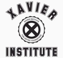 XAVIER INSTITUTE FOR GIFTED YOUNGSTERS One Piece - Long Sleeve