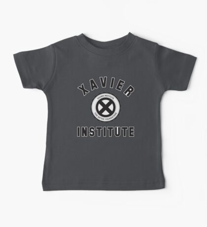 XAVIER INSTITUTE FOR GIFTED YOUNGSTERS Baby Tee