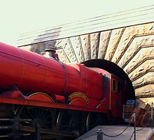 Hogwarts Express by OnceuponaTime
