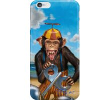 Don't wind me UP! iPhone Case/Skin