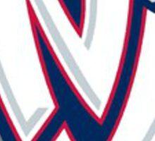 NJ Nets Logo Sticker