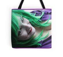 Evil Little Smile Tote Bag