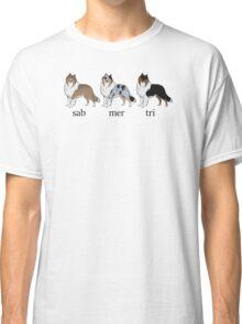 Collie Colours Classic T-Shirt
