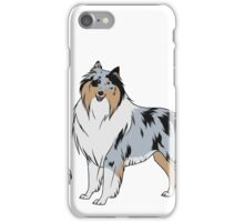 Collie Colours iPhone Case/Skin