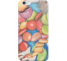 Mice love Smarties too iPhone Case/Skin