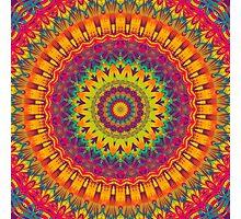 Mandala 073 Photographic Print