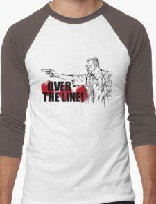 Over the Line! Men's Baseball ¾ T-Shirt