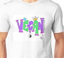 90s Vegan Yin Yang Unisex T-Shirt