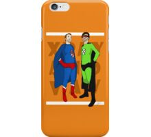 XRay and Vav Various Gear iPhone Case/Skin