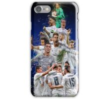 Real Madrid (Road to the Undecima) iPhone Case/Skin