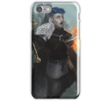 Death of a Hero (Hollow) iPhone Case/Skin