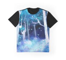 A Forest of Fireflies Graphic T-Shirt