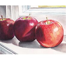 Red Delicious Photographic Print