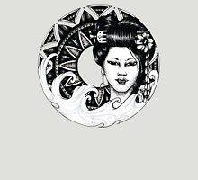geisha girl mandala Unisex T-Shirt