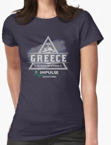 Secrets of Epirus Womens Fitted T-Shirt