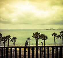 Rainclouds Over the Pacific by Jason Stabile
