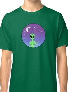 Spaceships and Chill? Classic T-Shirt