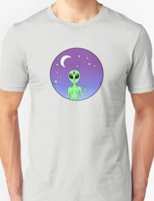 Spaceships and Chill? Unisex T-Shirt