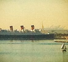 Queen Mary by Jason Stabile