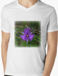 Island Native  Mens V-Neck T-Shirt