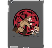 Lets Be Jedi (Qui Gon & Anakin EP1) iPad Case/Skin