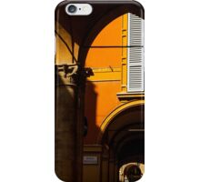 The colours of Bologna iPhone Case/Skin