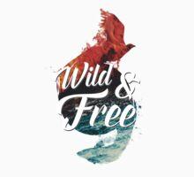 Wild & Free One Piece - Short Sleeve