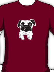 pug sketch T-Shirt