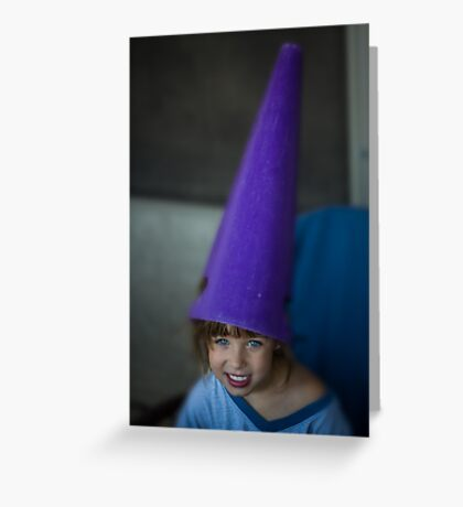 The Cutest Dunce Greeting Card