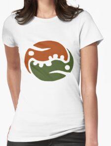 Zippleback Emblem Concept Tee Womens Fitted T-Shirt