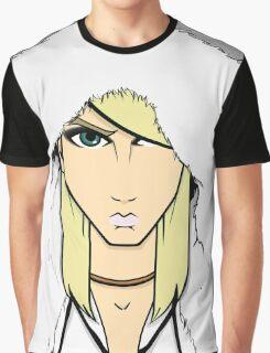 Bad Blood Comic Graphic T-Shirt
