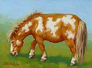 Mini Paint Mini Painting by Margaret Stockdale