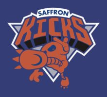 Saffron Kicks (New York Knicks) by Malkin