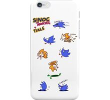 Sinoc the Hodgeheg iPhone Case/Skin