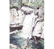 Little Crystal Creek, Paluma Photographic Print