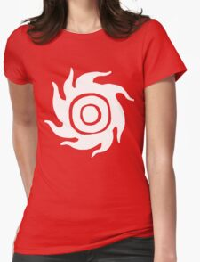 Httyd2 Concept Emblem Tee Womens Fitted T-Shirt