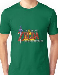 Zelda: A link to the past intro Unisex T-Shirt