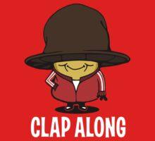 Clap Along... Cause I'm Happy Kids Clothes