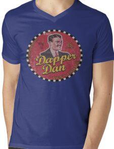 Dapper Dan Mens V-Neck T-Shirt